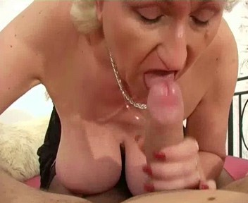 Horny mature sucking cock. Posted by smsmovies on January 23rd, 2012